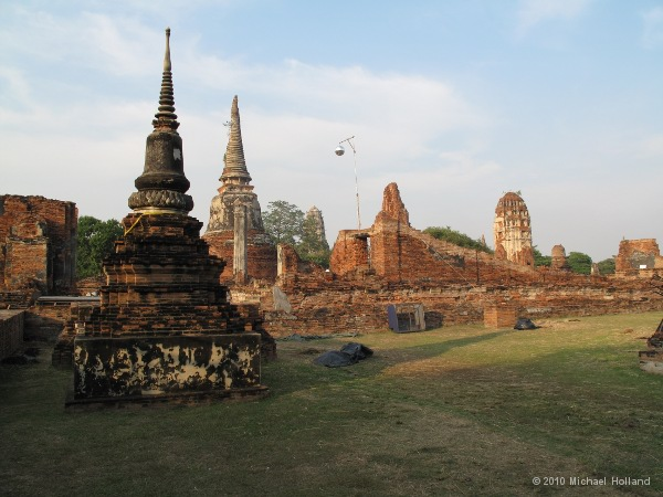 Wat Mahathat - Ayutthaya - Thailand For Visitors